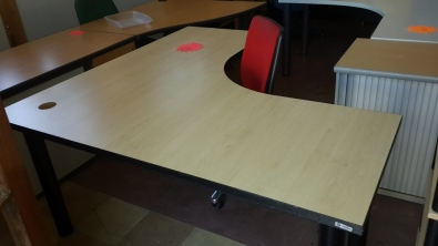 Variety of L-Shape Desks From R850 to R1800 each